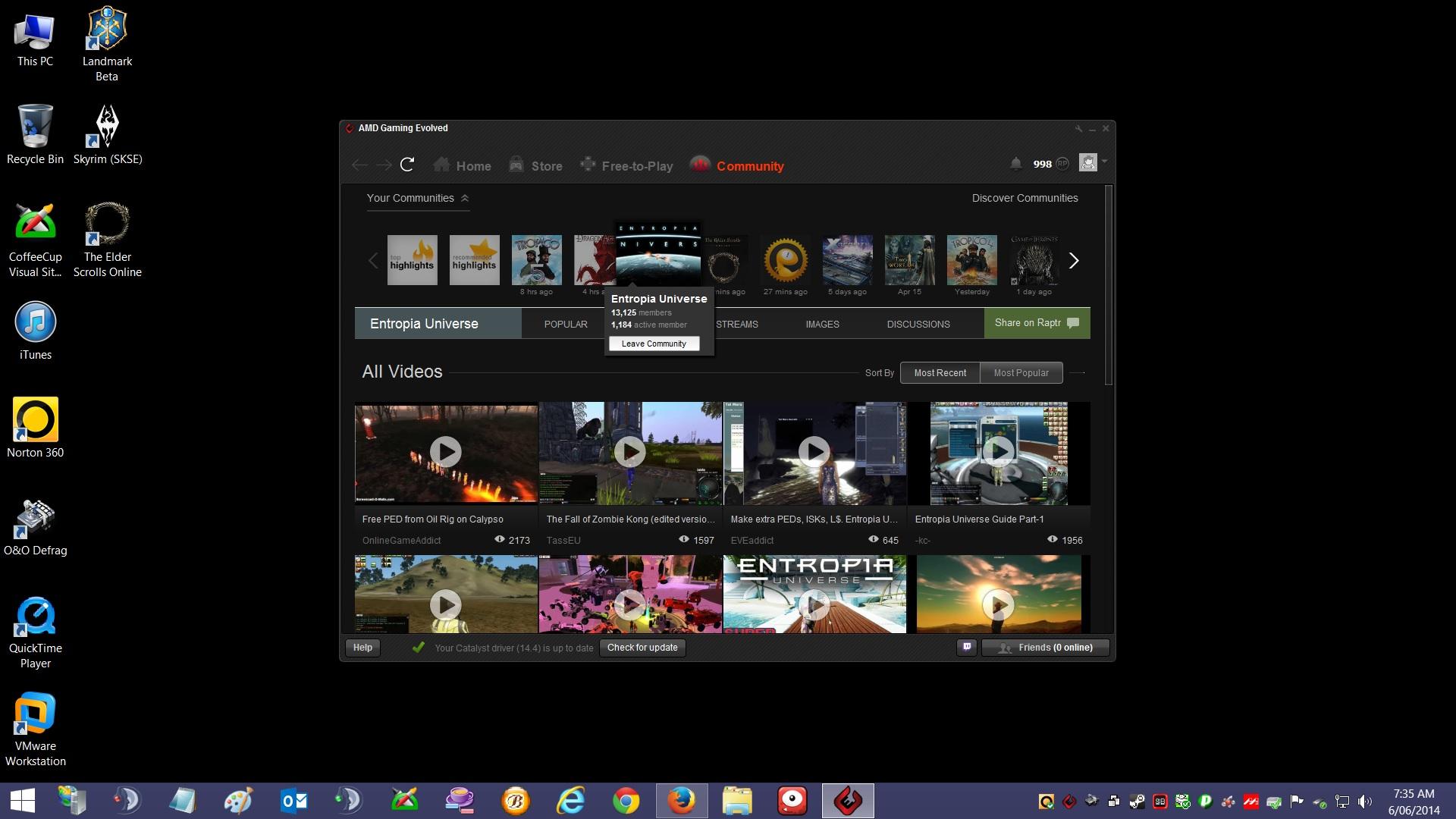 AMD-Entropia.