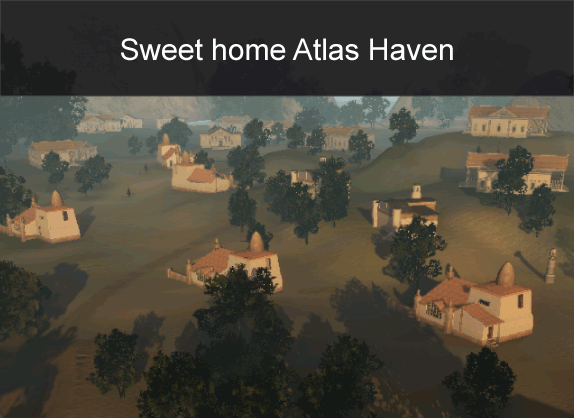 Atlas haven.