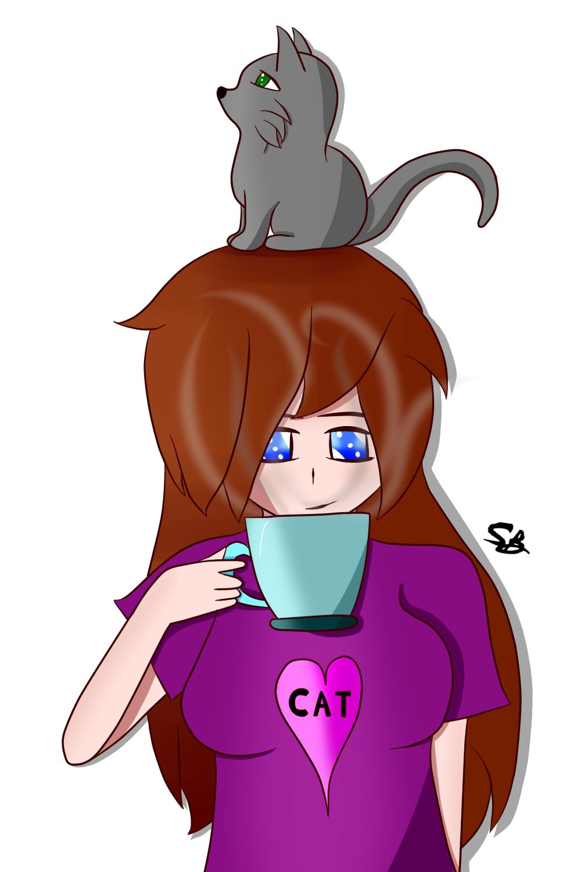 CAT CAFE!.