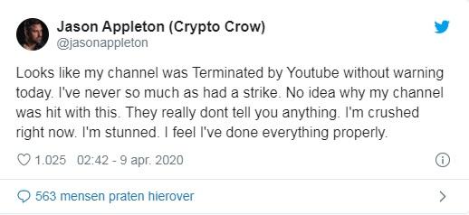 Crypto Crow.
