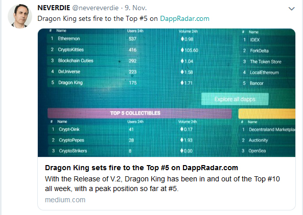 dragonking top 5 app lol.