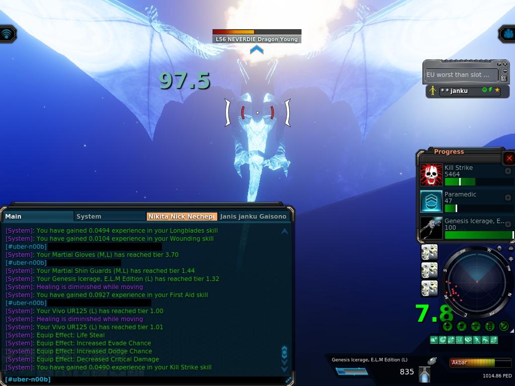 Entropia 2020-09-03 Mindark Exploits 06.