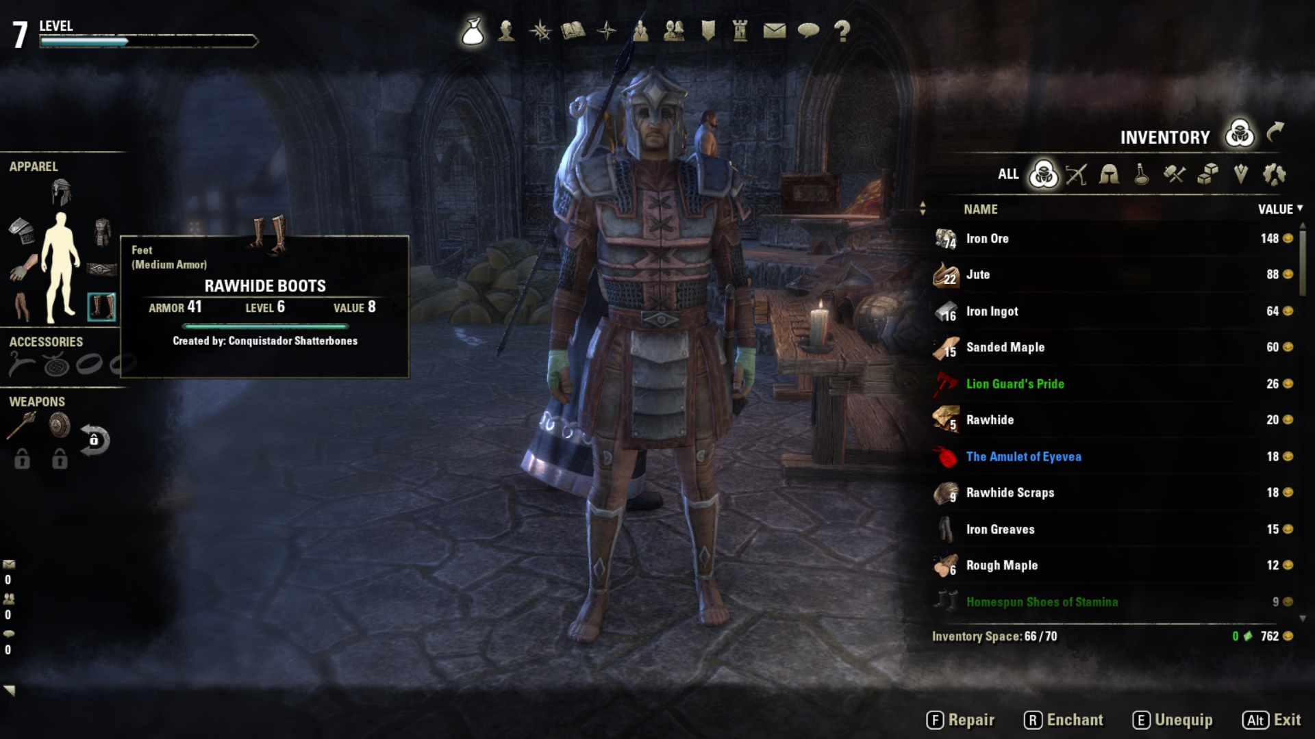 Eso Skill Points Needed For All Crafting
