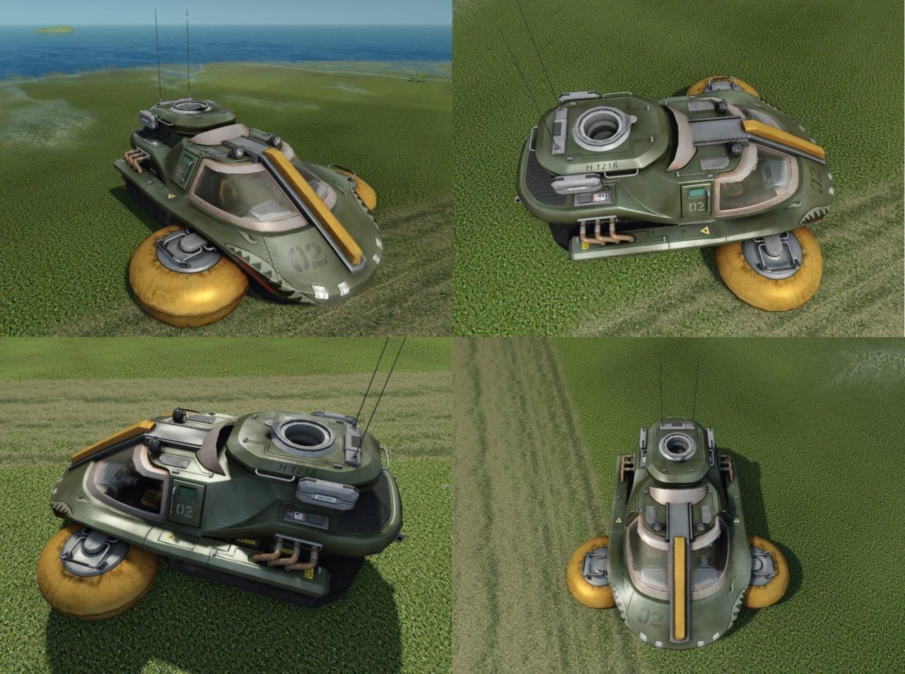 hovercraft 1.