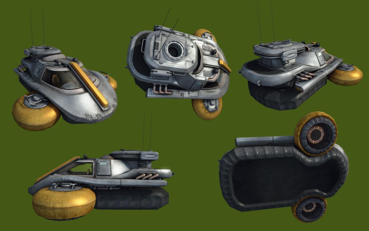 hovercraft 2.