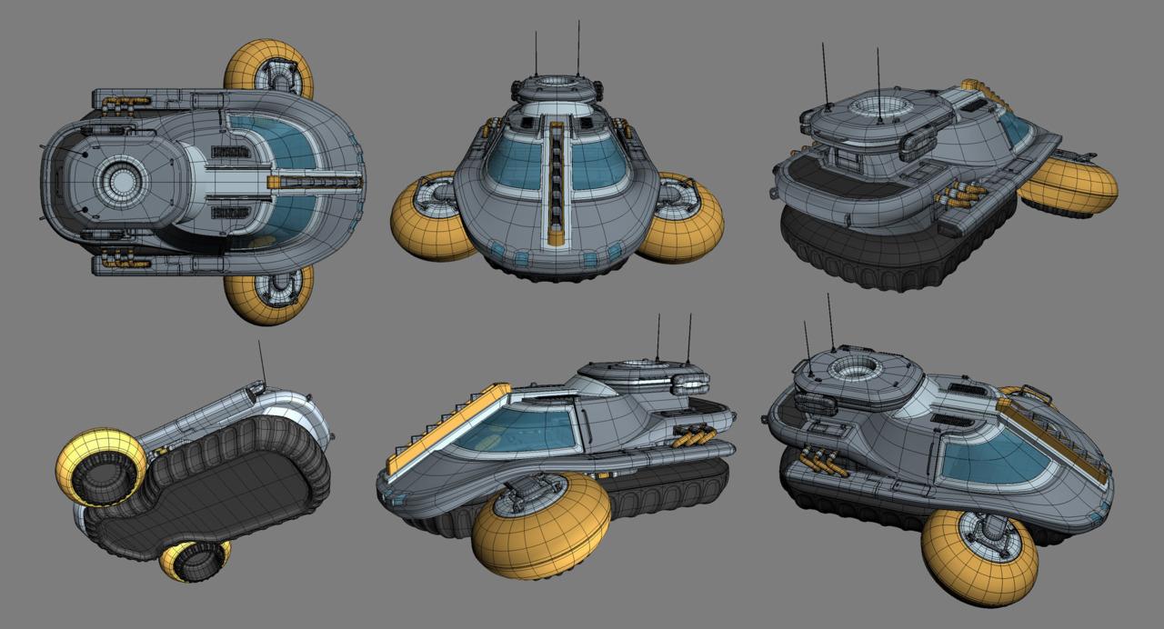 hovercraft 3.