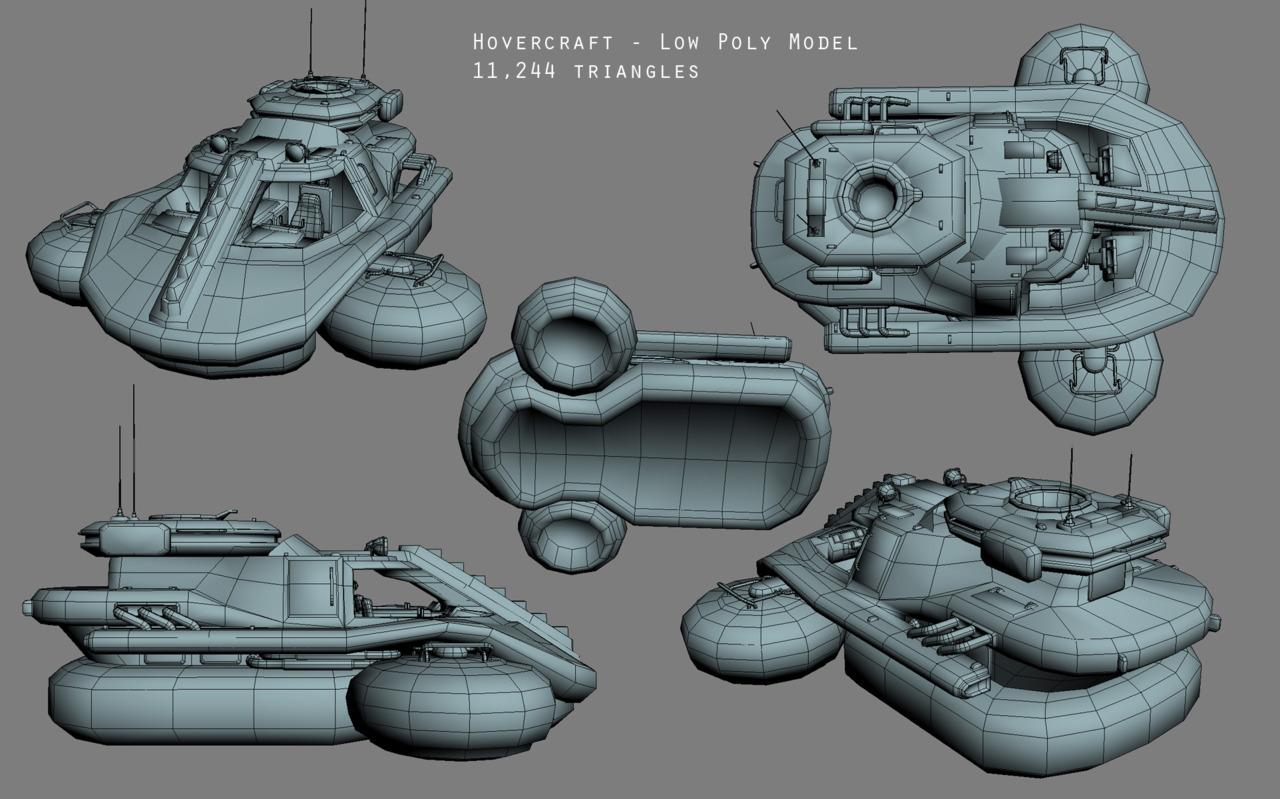 hovercraft 4.