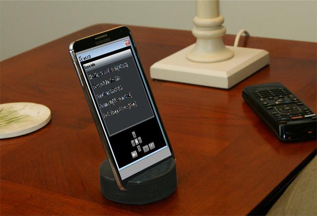 install phone.