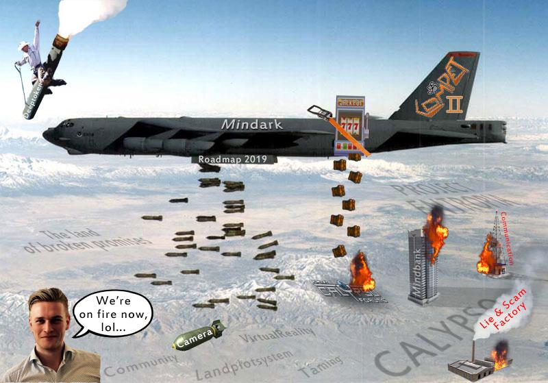 MA bomber.