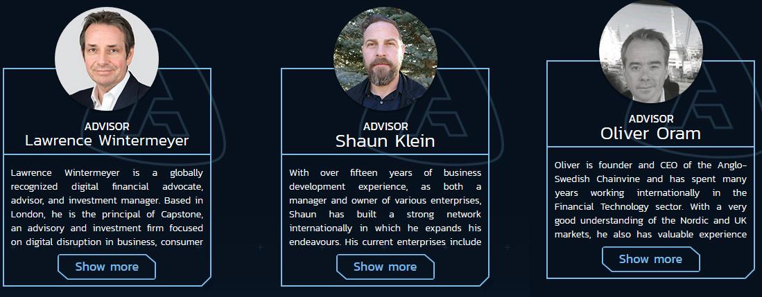 ma deeptoken advisors 2018.