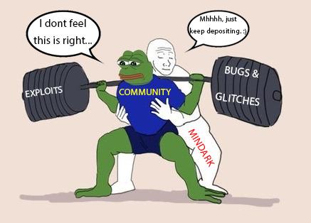 pepe meme exploits.