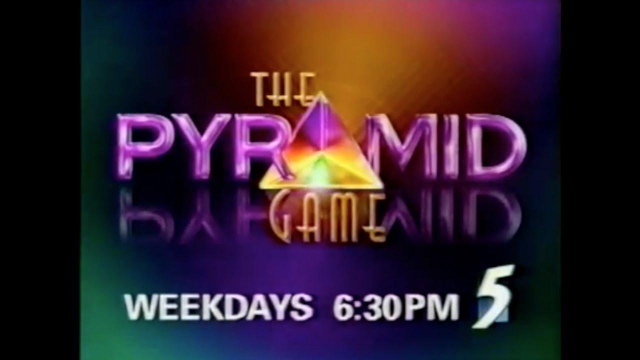 pyramid game.