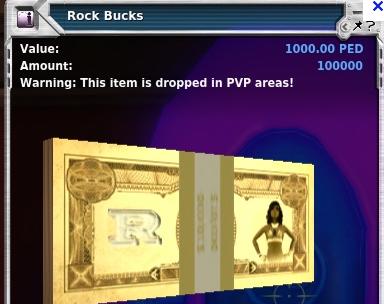 RockBucks.