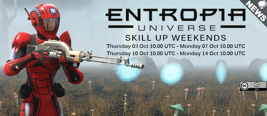 skill update weekends.