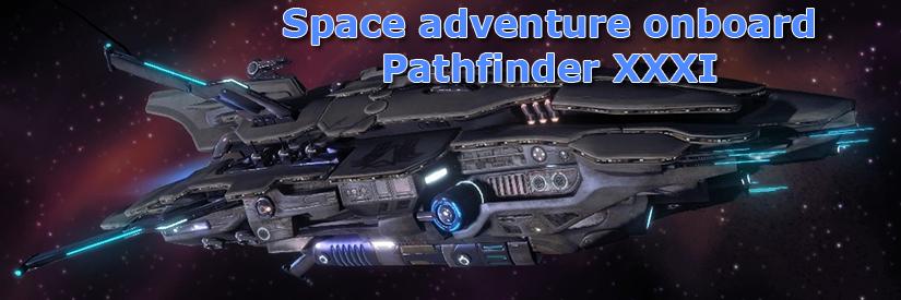 space adventure.