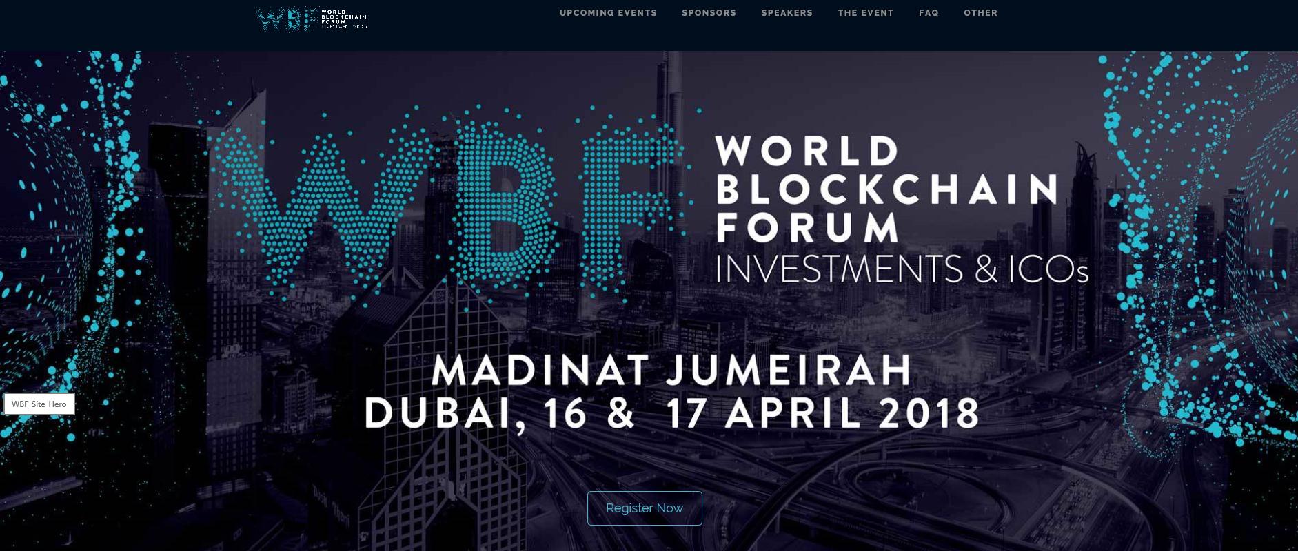 world blockchain forum.